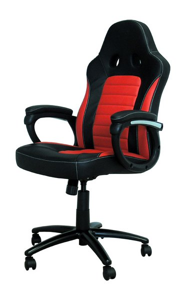 LC-Power LC-RC-BR gaming stolica, crno/crvena