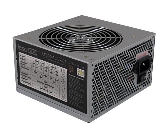 LC-Power napajanje LC500-12 V2.31, ATX, 80+Bronze