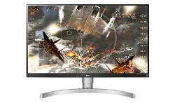 "LG 27"" LED IPS, 27UK650-W, DP, HDMI, 4K, 5ms"