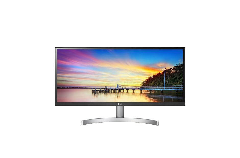 """LG 29"""" LED IPS, 29WK600-W, DP, 2xHDMI, HDR10, 21:9"""