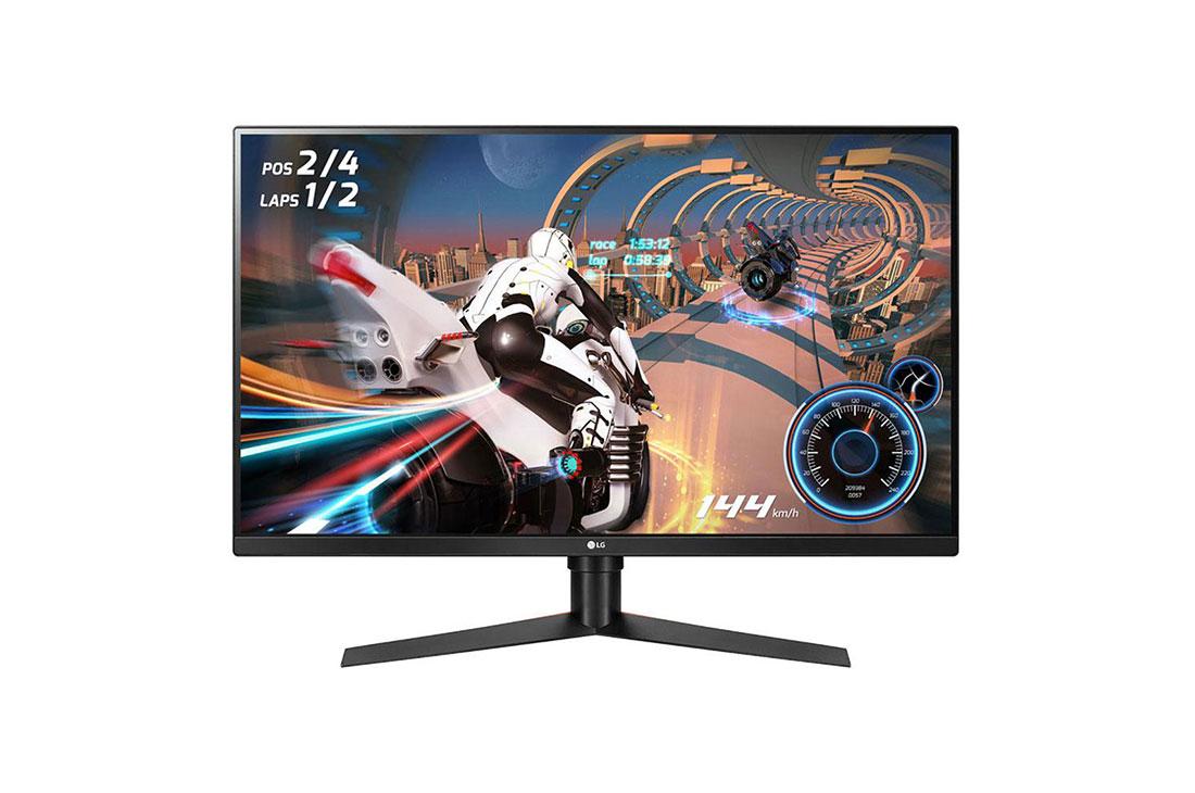 """LG 32GK850F, 31,5"""", VA, QHD, DP, HDMI, 144Hz, AMD"""