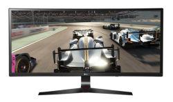 "LG 34"", 34UC79G, HDMI, DP, USB, 1ms, 144Hz, AMD"
