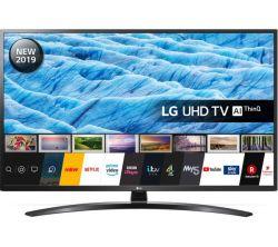 LG 43UM7450PLA, 109cm, smart, WiFi, BT, UHD