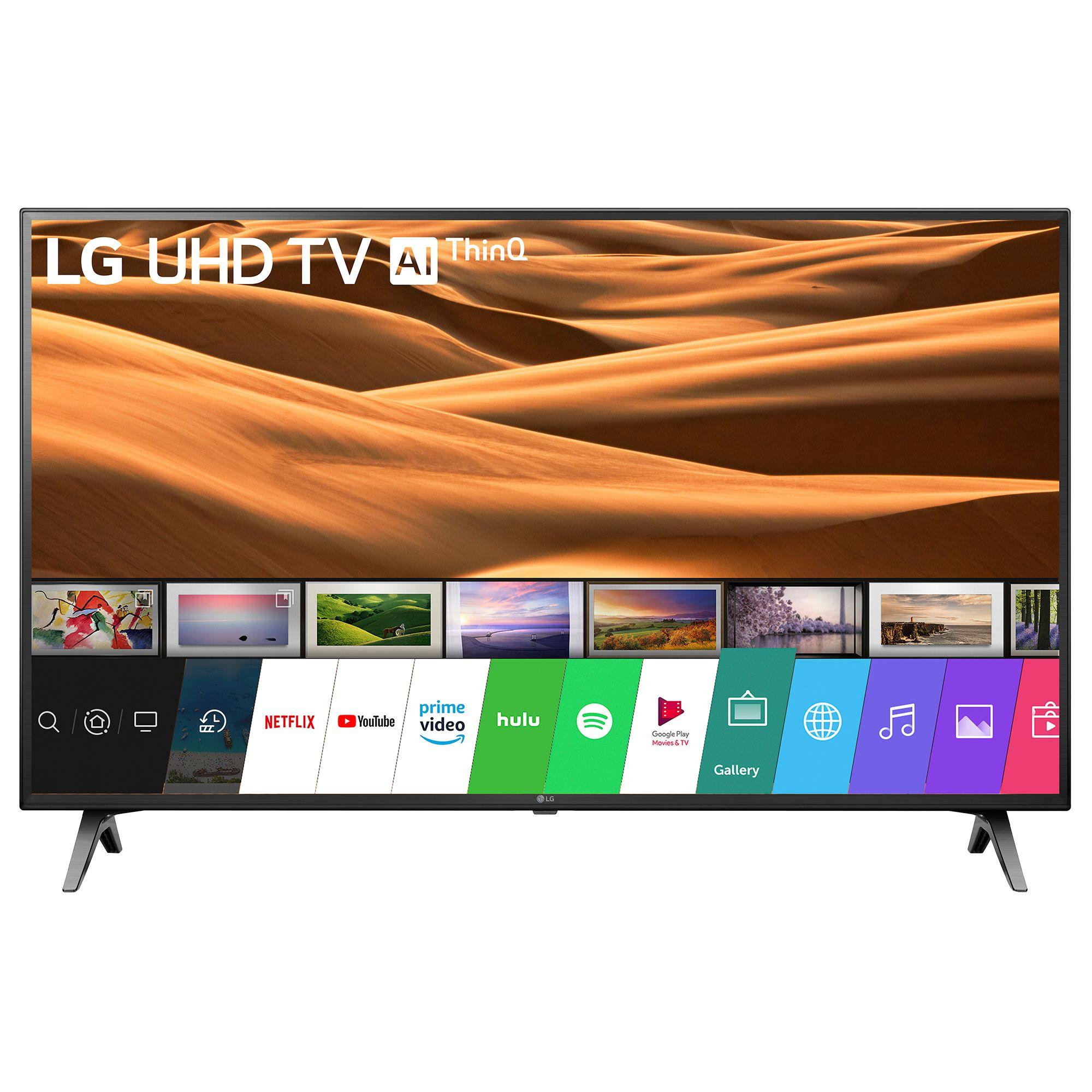 LG 49UM7100PLB, 123cm, smart, WiFi, BT, UHD