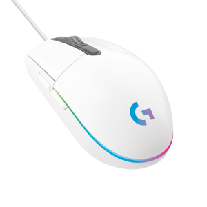 Logitech G102 LIGHTSYNC, bijeli