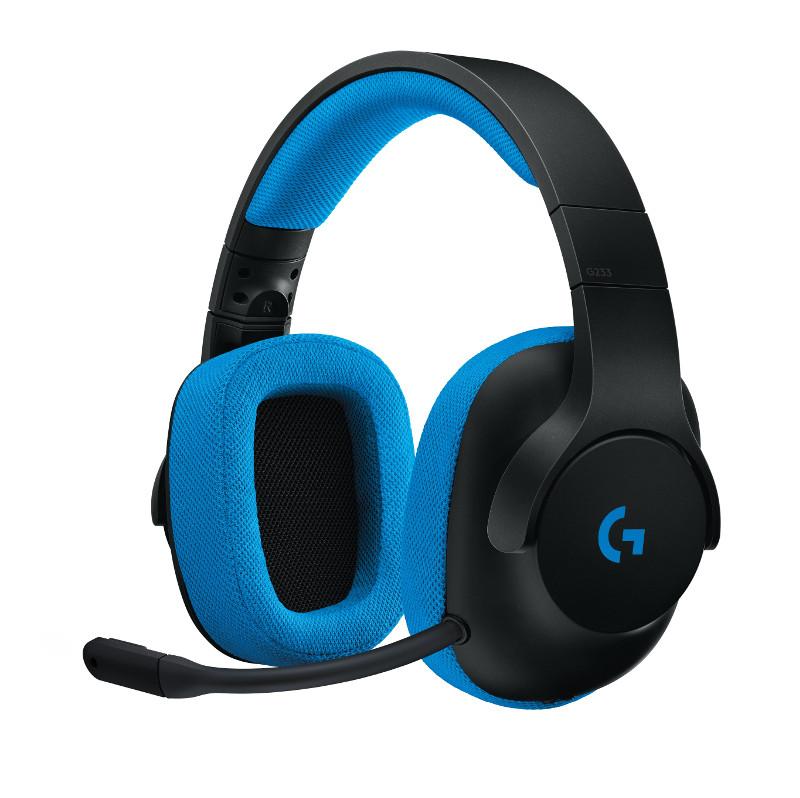 Logitech G233 Prodigy slušalice s mikrofonom