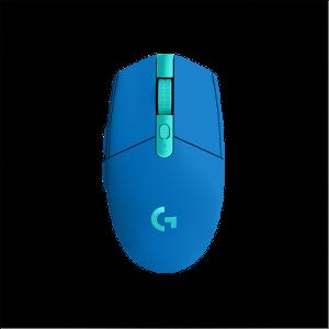 Logitech G305 Lightspeed bežični gaming miš, plava
