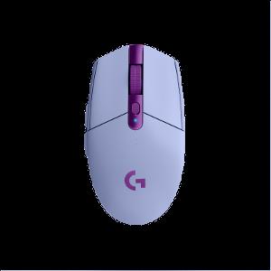 Logitech G305 Lightspeed bežični gaming miš, lilac
