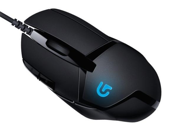 Logitech G402 Hyperion Fury gaming miš, optički
