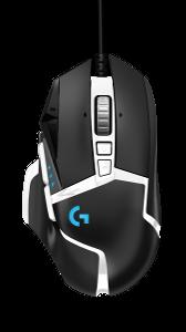 Logitech G502 SE HERO gaming miš, crni