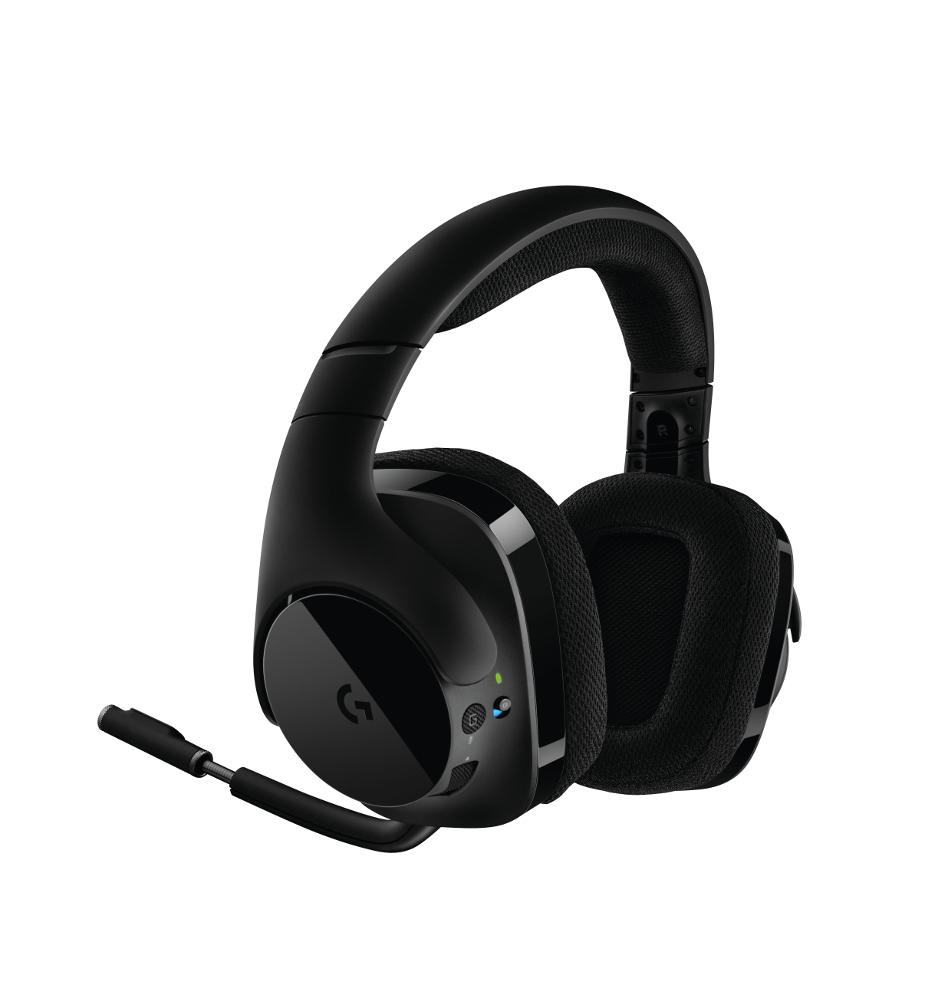 Logitech G533 bežične slušalice s mikrofonom, 7.1