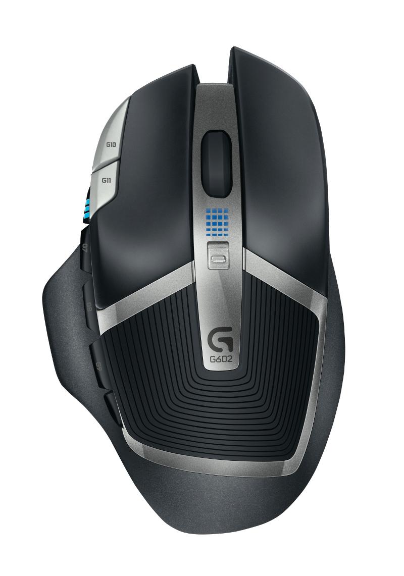 Logitech G602 bežični gaming miš, programibilni