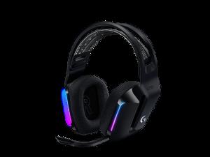 Logitech G733 gaming slušalice s mikrofonom, crna