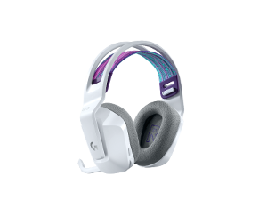 Logitech G733 gaming slušalice s mikrofonom, bijel