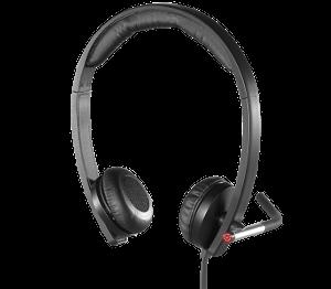 Logitech H650e Stereo slušalice s mikrofonom, USB