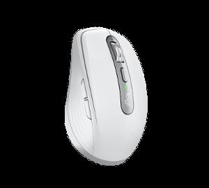 Logitech MX Anywhere 3 bežični miš+BT, sivi
