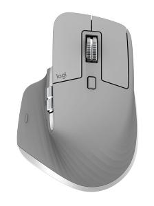 Logitech MX Master 3 bežični miš + BT, sivi