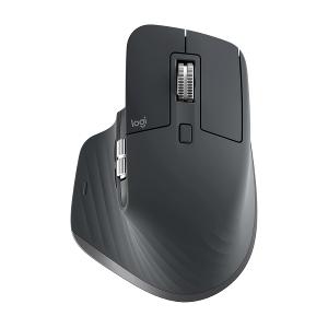 Logitech MX Master 3 bežični miš + BT, tamnosiva