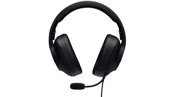 Logitech PRO gaming slušalice, crne