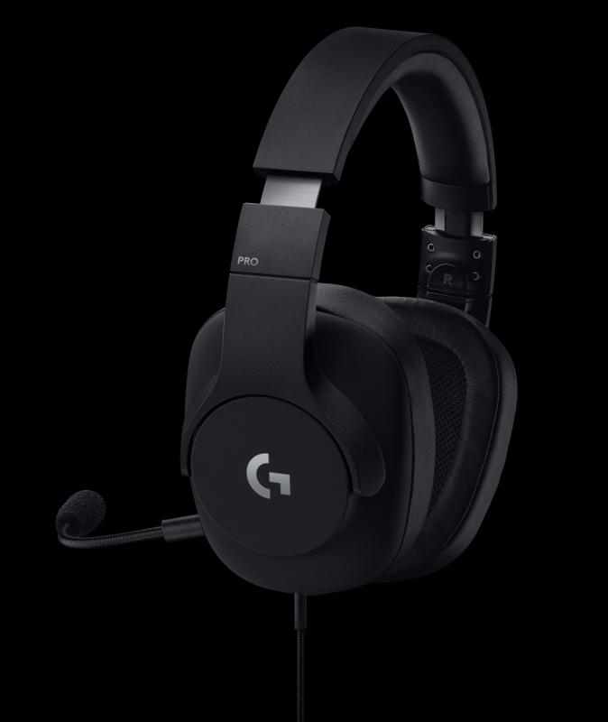 Logitech G Pro slušalice s mikrofonom, surround