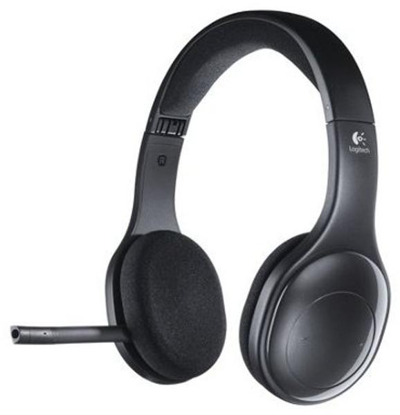 Logitech H800, bežične Bluetooth slušal. s mikrof.