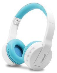 Maxell bežične slušalice BT800  bijelo-plave