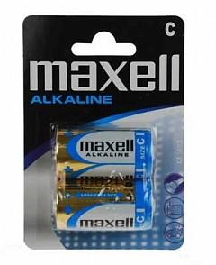 Maxell alkalne baterije LR-14/C, 2 komada
