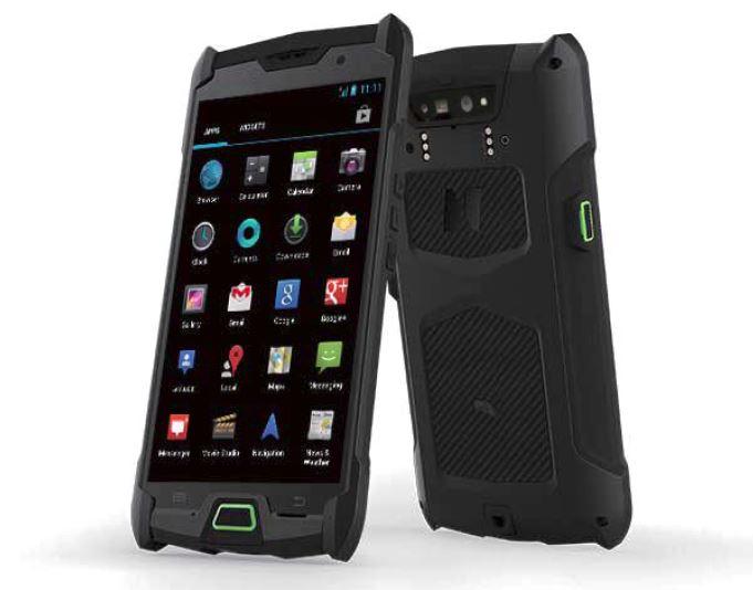 MicroPOS NBP-50, ručni smart terminal, Android 7.0