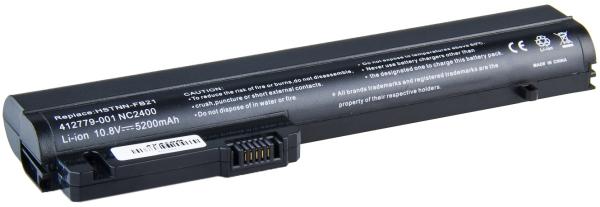 Avacom bater.HP BN 2400, nc2400, 2510p 10,8V 5,2Ah