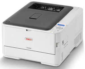 Oki C332dn,A4,26/30,PCL/ PS,dup.,Gigabit.+USB
