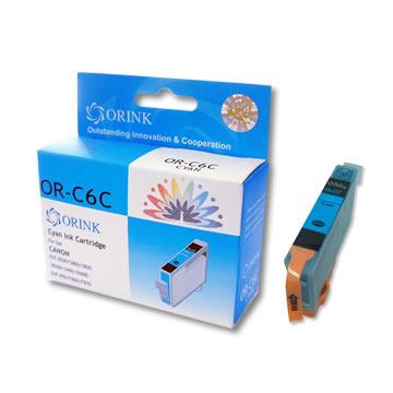 Orink Canon BCI-6C, (3eC/5eC), plava