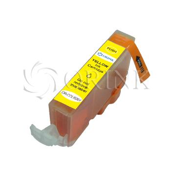 Orink Canon CLI-526Y,žuta (s mikročipom)