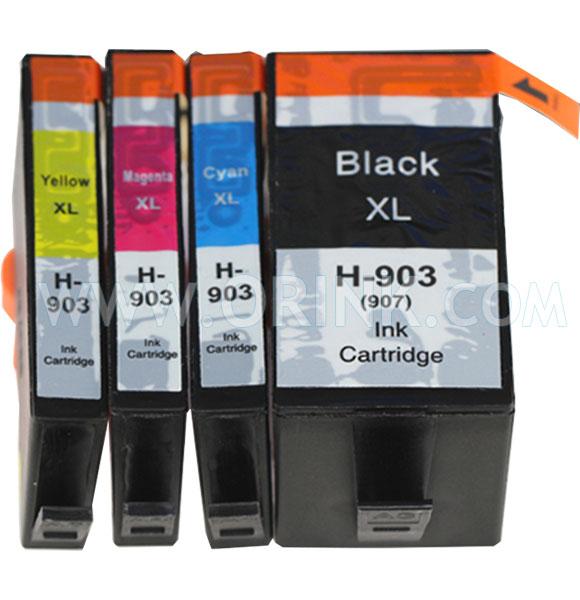 Orink tinta za HP T6L91AE, no.903 XL, crvena