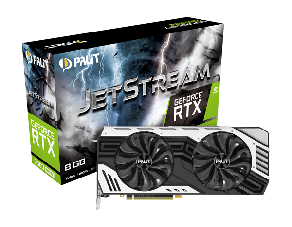 Palit GF RTX2060Super JetStream, 8GB