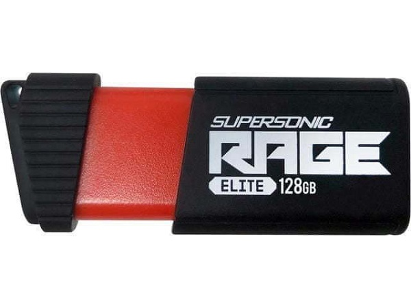 Patriot SS Rage Elite USB3.1,R400/W100, 128GB
