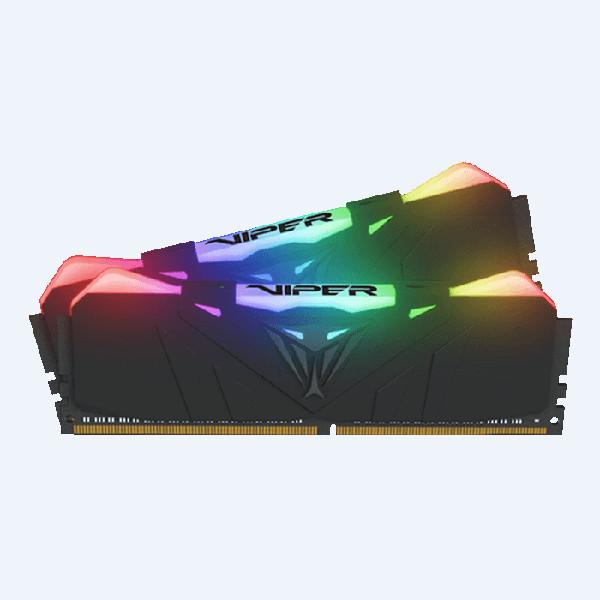 Patriot Viper RGB, 3600Mhz, 16GB (2x8GB), CL17
