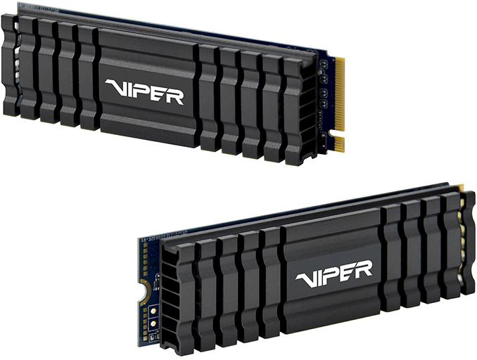 Patriot VIPER VPN100 R3450/W3000, 1TB, M.2 NVMe