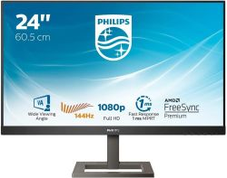 "Philips LED 23,8"" 242E1GAEZ, HDMI, DP, 144Hz, HAS"