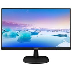 "Philips 23,8"" 243V7QDSB, IPS, VGA, DVI, HDMI"