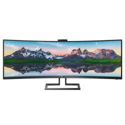 "Philips 434"" 439P9H, 3840x1200, DP, 2xHDMI, USB-C"