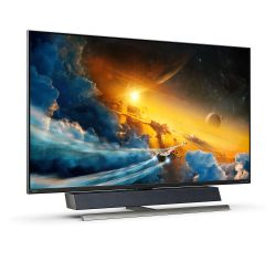 "Philips 55"" 558M1RY, 4K, HDR, DP, HDMI, USB, B&W"