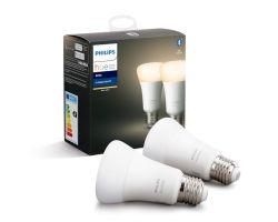 Philips HUE žarulja, E27, topla bijela, 9W, BT