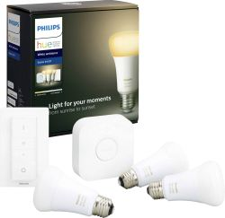 Philips HUE kit3, white ambiance, E27, bluetooth