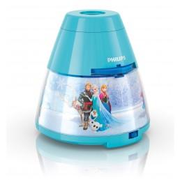 Philips projektor i noćno svjetlo 2u1, Frozen