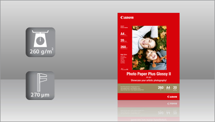 Canon Photo Paper Plus PP201 - A3+ - 20L
