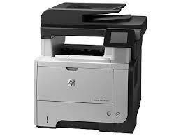 A8P79A HP LaserJet Enterprise MFP M521DN