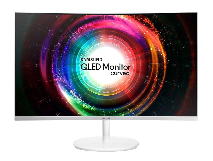 """Samsung 27"""" LC27H711QEUXEN, QHD, HDMI, mDP, AMD"""