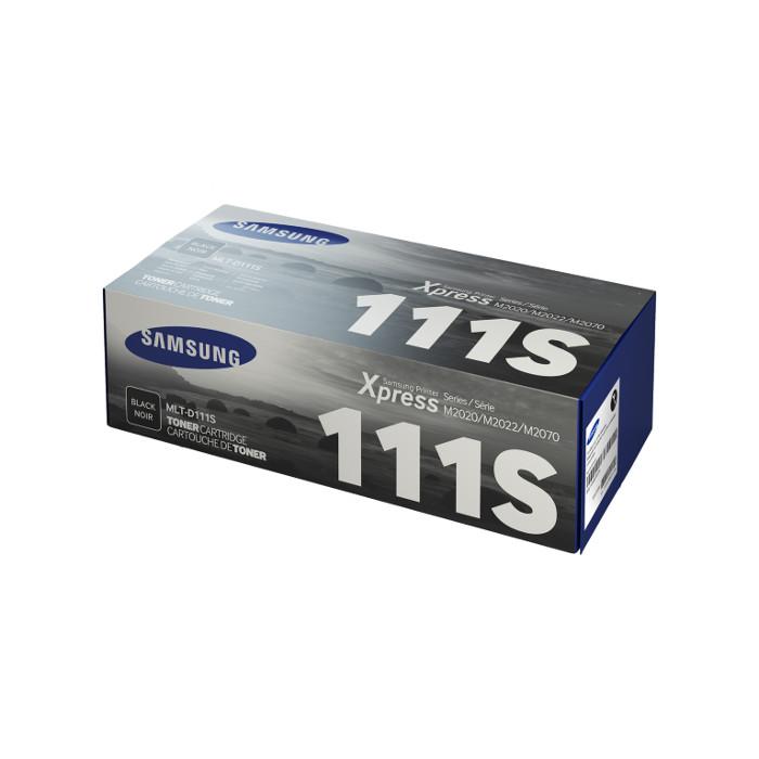 Samsung toner MLT-D111S, crni, 1000 str., bubanj