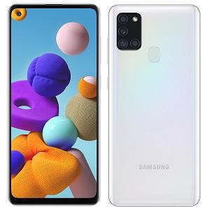 "Samsung Galaxy A21s 6,5"", 4GB/64GB, bijeli"