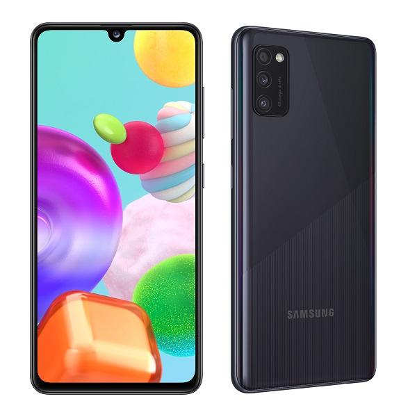 """Samsung Galaxy A41 6.1"""", 4GB/64GB, crni"""